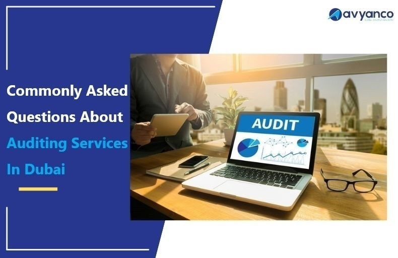 Auditing firm in Dubai UAE