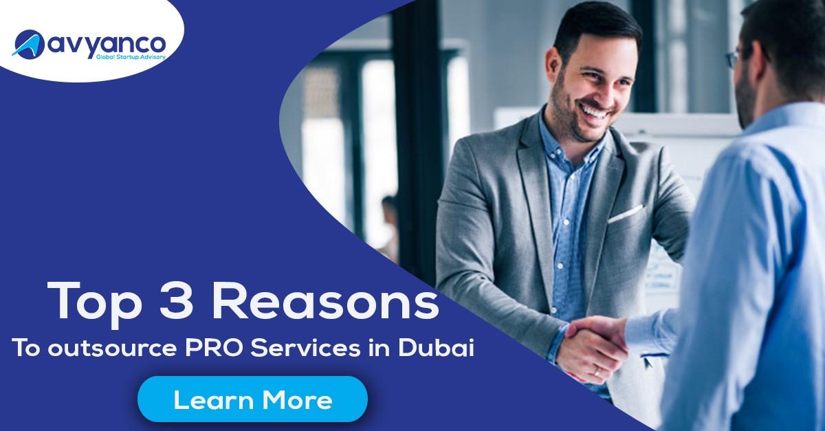 corporate pro services company in Dubai