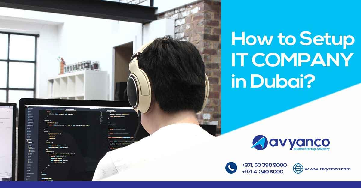 Setup IT company in dubai