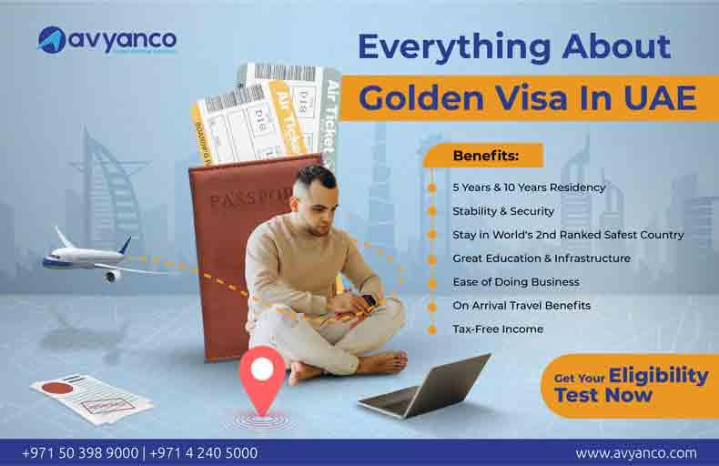 how to get uae golden visa