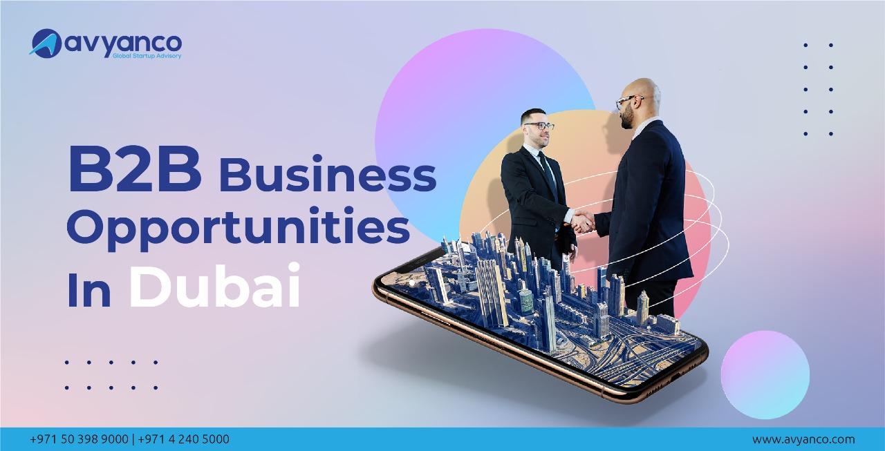 B2B Business Dubai