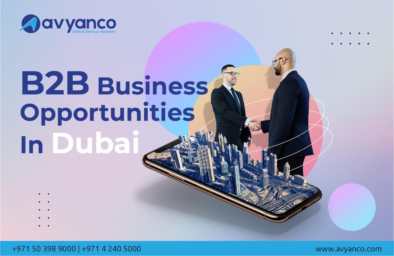 B2B Business in Dubai
