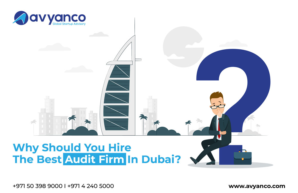 Audit Firm Dubai