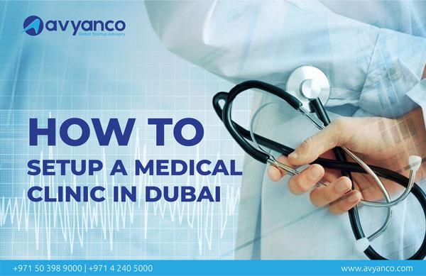Setup medical clinic