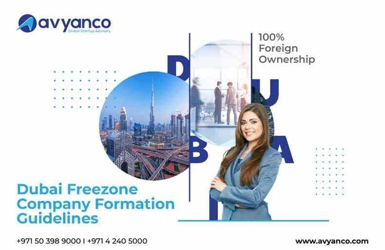 Dubai Freezone Registration