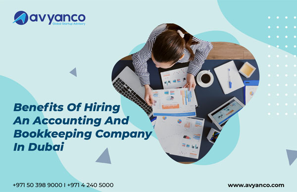 Accounting and Bookkeeping in Dubai