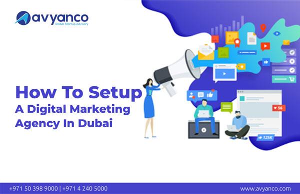 Setup Digital Marketing Agency in Dubai